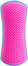 De-shedding & Dog Grooming Brush-Blue and Pink