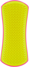 Detangling & Dog Grooming Brush Pink and Yellow
